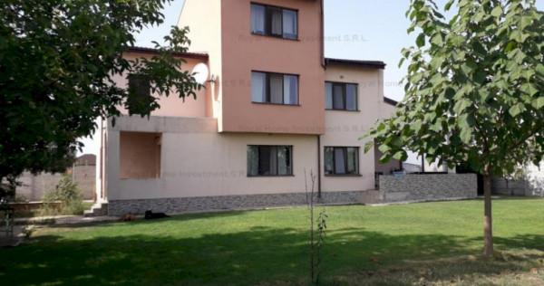 Nou | Vila deosebita cu 6 camere | 844mp teren | Zona Miorit