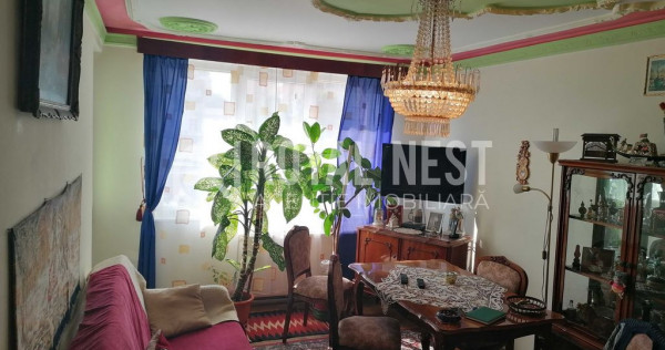 Apartament 3 camere Vlahuta