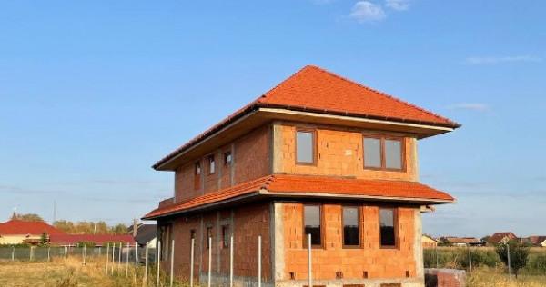 Vila cu teren 1.091 mp - Nojorid, 3 km de Oradea