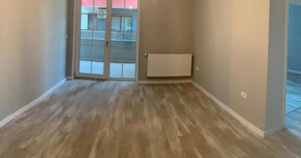 Apartament cu 2 camere + curte proprie in Giroc.