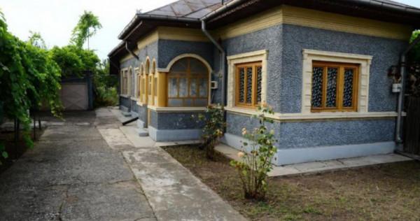 Casa batraneasca Popești Leordeni