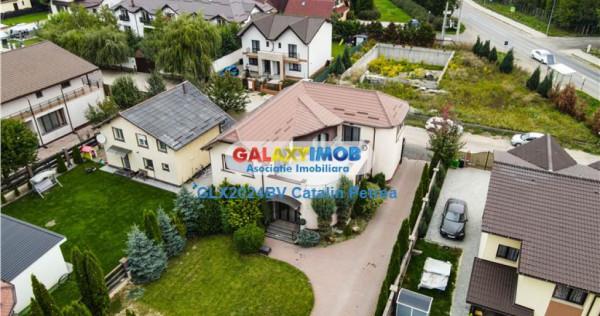 Casa Brasov Sanpetru 230 mp utili 436 mp curte 606 mp teren