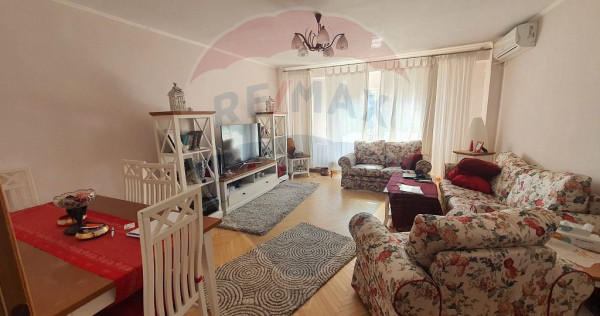 Apartament 3 camere Bvd. Burebista + loc de parcare