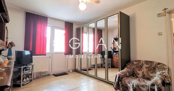 Apartament 3 camere, balcon, pivnita, strada Rahovei COMISIO