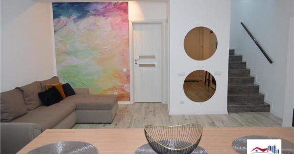Ap. Nou Modern cu 3 Camere de Inchiriat in Zona Semicentrala