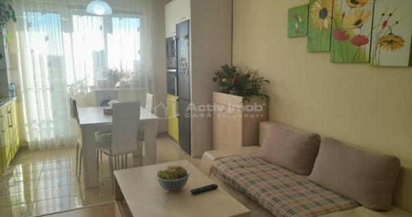 Apartament de cu 3 camere si curte in Magnolia