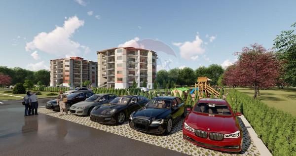 Apartamente 3 camere/finalizat, cartierul Soarelui Oradea