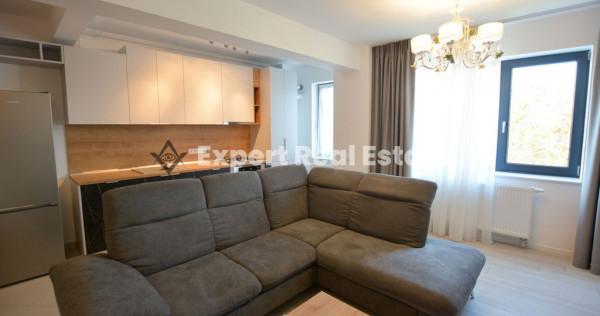 Apartament Modern 2 Camere-78mp-Parcare subterana