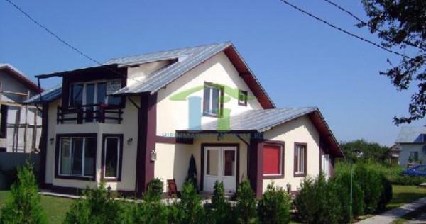 Vila P+1 in Darvari - Fundulea