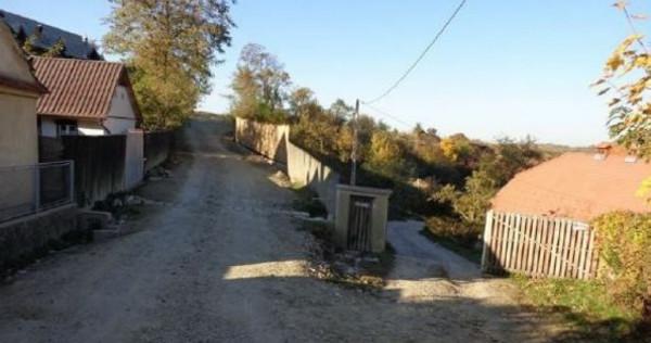 Teren pentru constructii 2000 mp Sacele