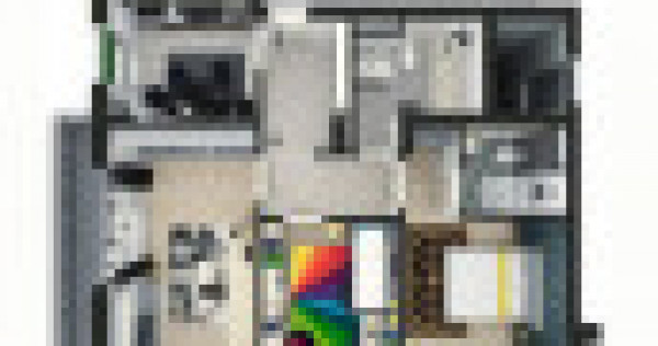 Apartament 3 camere nou in Grandis Residence - Cod 2644