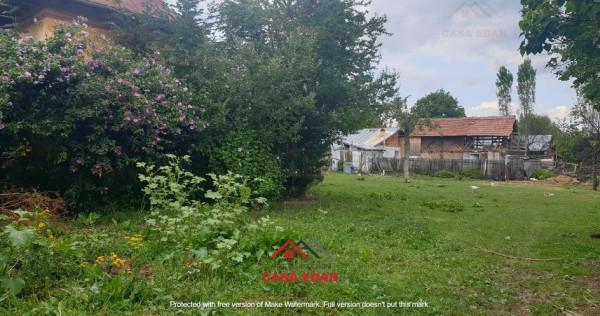 Casa demolabila in Breaza, utilitati, 1160 mp teren !