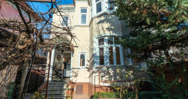 Dorobanti,Ambasada Turciei,vila individuala la 7 minute de m