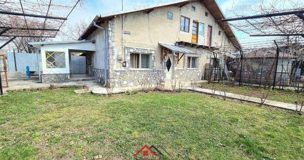 Casa in Campina,central,235 mp teren,renovata,terasa,beci !