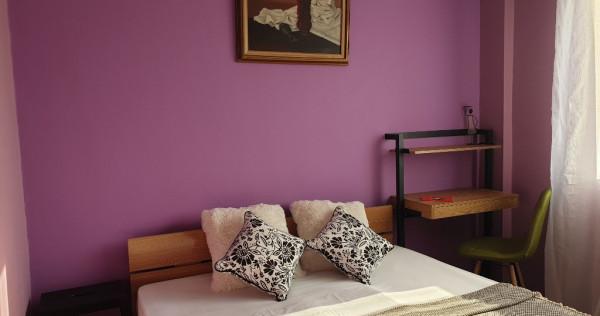 Inchiriez apartament 2 camere Iuliu Maniu