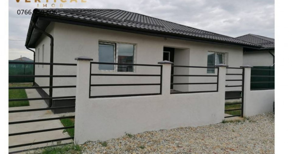 Casa individuala-3 camere - str Macului- comuna Berceni -
