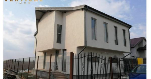 Casa tip duplex-3 camere - str Cazanului- comuna Berceni -