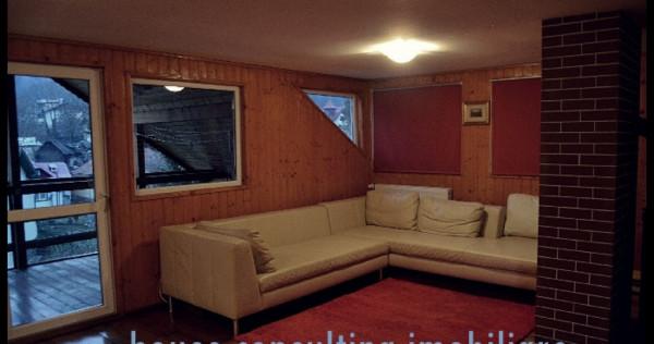 Apartament cu 7 camere Busteni-zona centrala