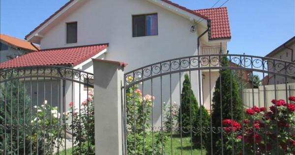 Vila de zona Vlad Tepes - Vilcele