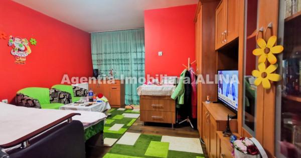 Garsoniera in Deva, zona Zarandului, 24 mp, etaj 2...