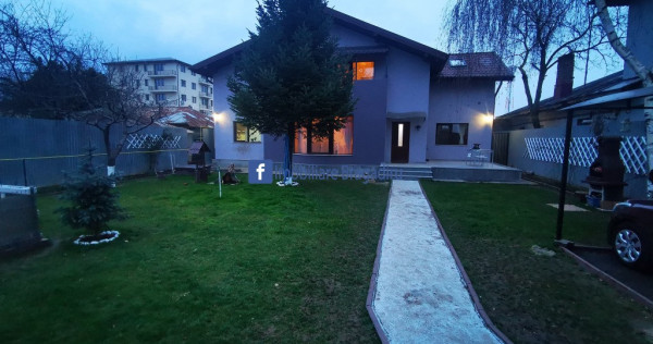 Casa singulara 4 camere cu 1 dormitor pe parter, Bragadiru