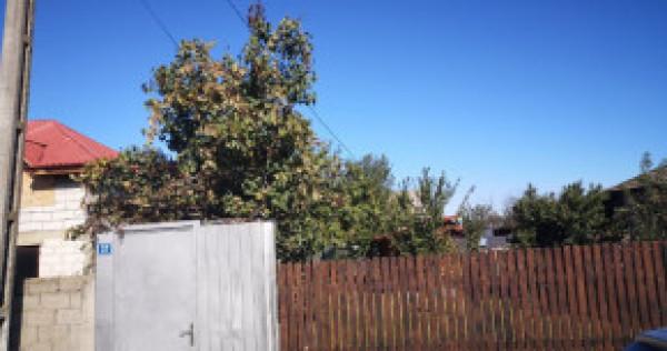 Casa cu gradina, com. Plataresti la 30 minute de Bucuresti