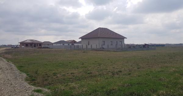 Parcele Teren (500 mp) - Oradea/Santandrei