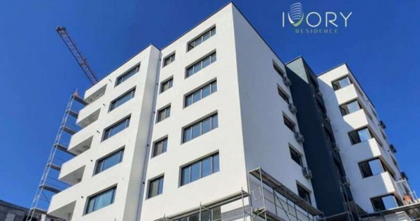 { IVORY RESIDENCE }Apartament 2 CAMERE- 60 mp utili (Rond...