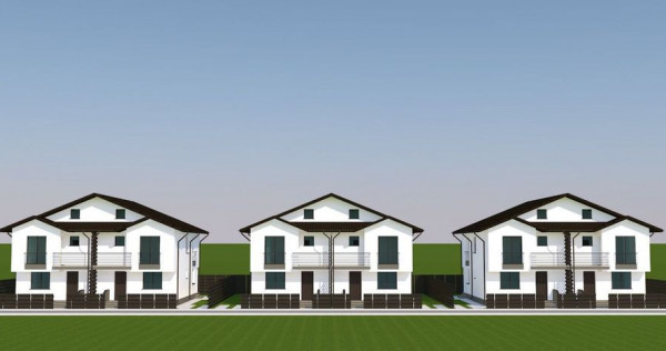 Bianca house vinde duplex clasa lux
