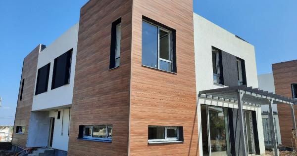Intrare Berceni, duplex, finalizat 2021