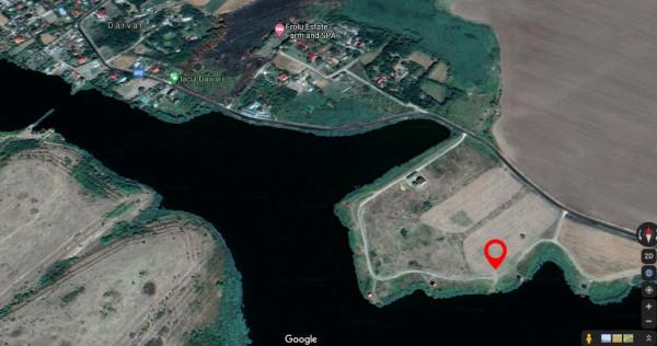 Terenul ideal - 1058 mp - Lac Darvari / Fundulea