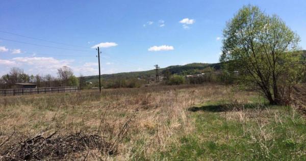 Proprietar, teren casa Valea Ursului 5km de Pitesti 1283mp