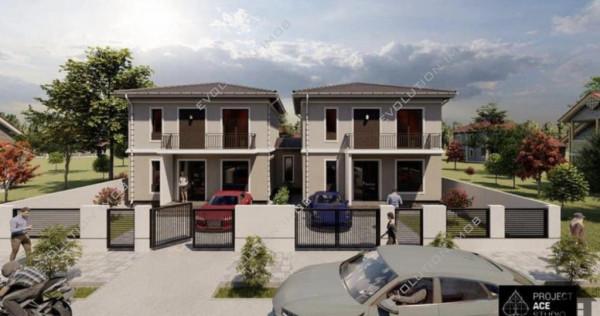 Apartament la Duplex cu 4 camere in Giroc