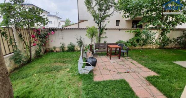 Apartament 3 camere Popesti Leordeni - curte si centrala pro