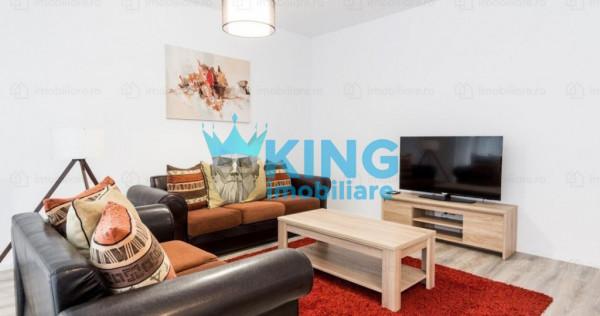 Floreasca | Apartament 2 Camere | Masina De Spalat Vase | Lo