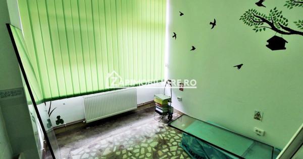 Spatiu Comercial/ Birou/ Cabinet 92 mp + 75 mp teren Tudor