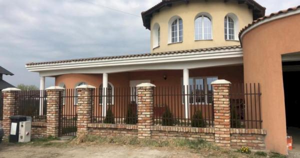 Casa individuala cu 5 camere - Sacalaz