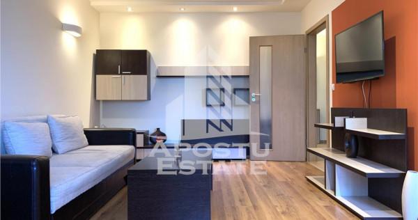 Apartament cu 2 camere, la etajul intai, Calea Aradului