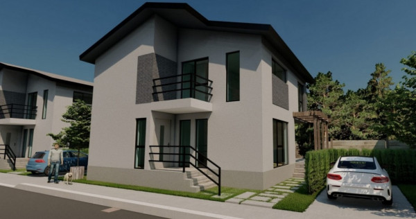 Vila individuala Berceni Sun Village Residence