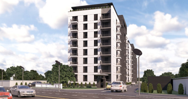 3 camere - metrou Nicolae Teclu - Caisului Residence 3
