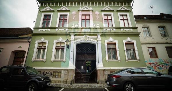 Apartament cu 2 camere de vânzare în zona Brasovul Vechi