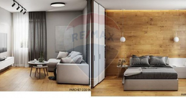 Apartament 2 camere cu curte proprie in complex rezidenti...