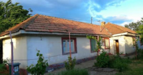 Casa cu parter in sat Vadu Pasii, Buzau, primarie