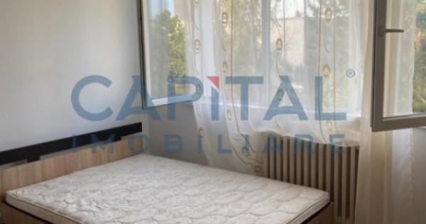 Inchiriere apartament 1 camera decomandat, Manastur