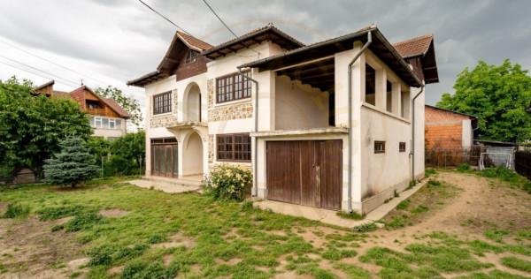Casa 6 camere 'la gri' Stefanesti - oportunitate de investit