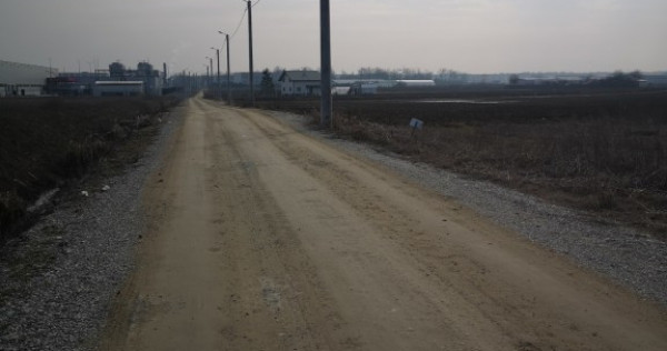 Teren intravilan 7890 mp Centura Bucuresti - Philip Morris