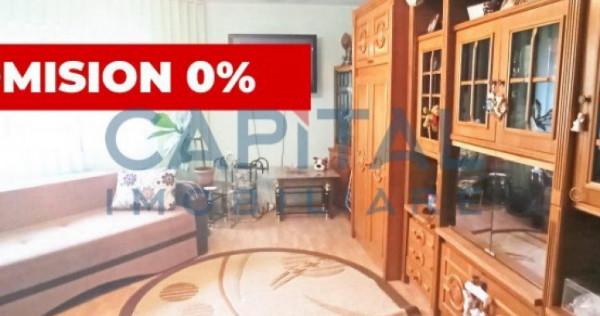Comision 0 !! Apartament cu 2 camere decomandat in Marasti