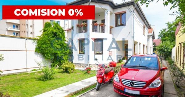 Comision 0! Vila cu 7 camere in Andrei Muresanu