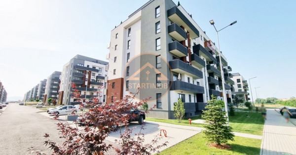 Apartament doua camere cu boxa si parcare Avantgarden 3