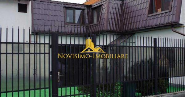 NOVISIMO-IMOBILIARE: VILA DE INCHIRIAT IN ZONA CENTRALA